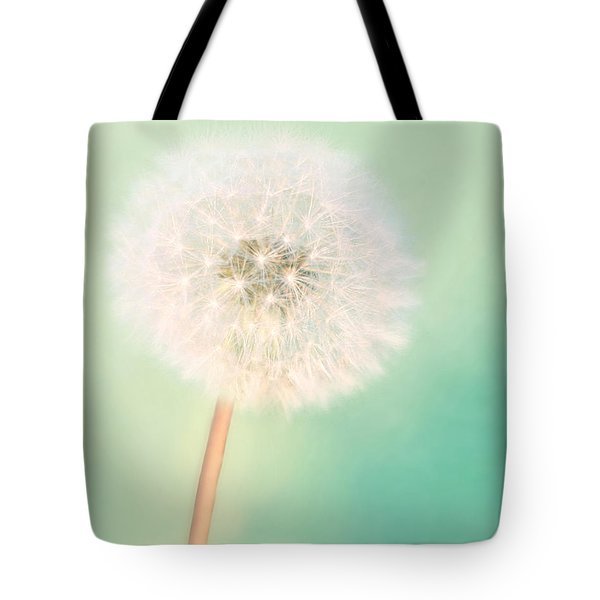 Make A Wish - Large Tote Bag by Amy Tyler