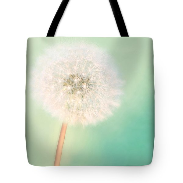 Tote Bag featuring the photograph Make A Wish - Square Version by Amy Tyler