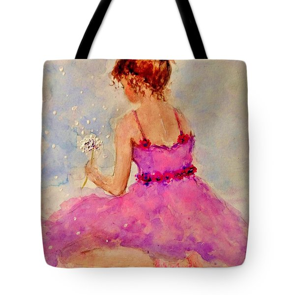 Make A Wish..16 Tote Bag