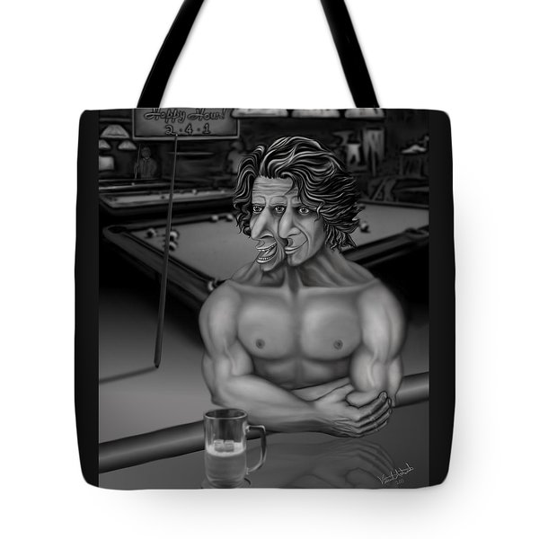Make It A Double Tote Bag
