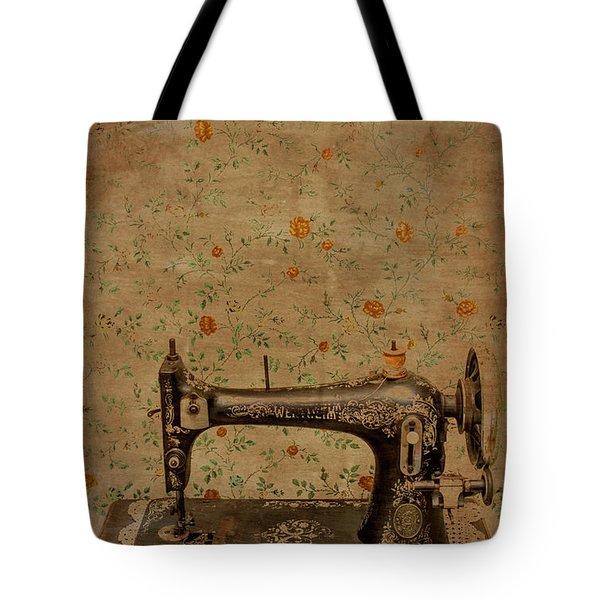 Make It Sew Tote Bag
