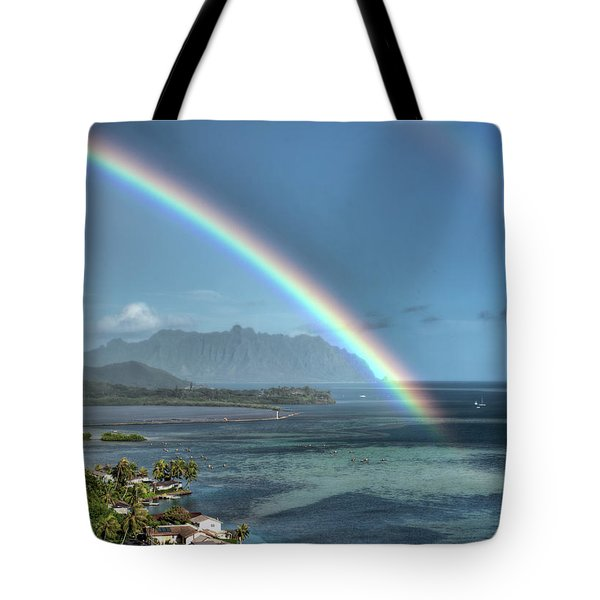 Make Mine A Double Tote Bag