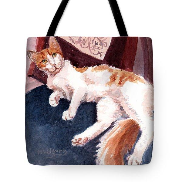 make yourself at home - Mr Fox Tote Bag