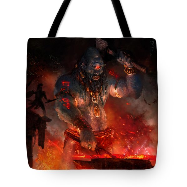 Maker Of The World Tote Bag
