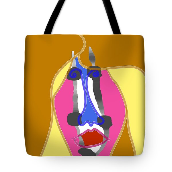 Makeup 2 Tote Bag