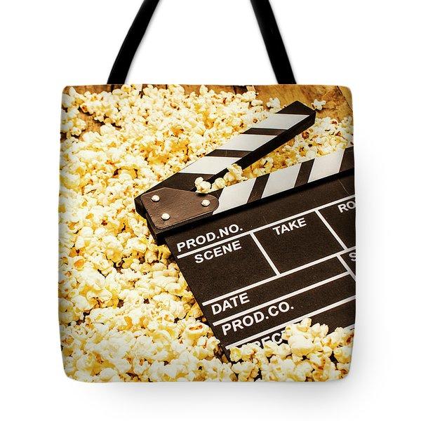 Making A Blockbuster Tote Bag