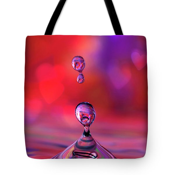 Making A Splash Tote Bag