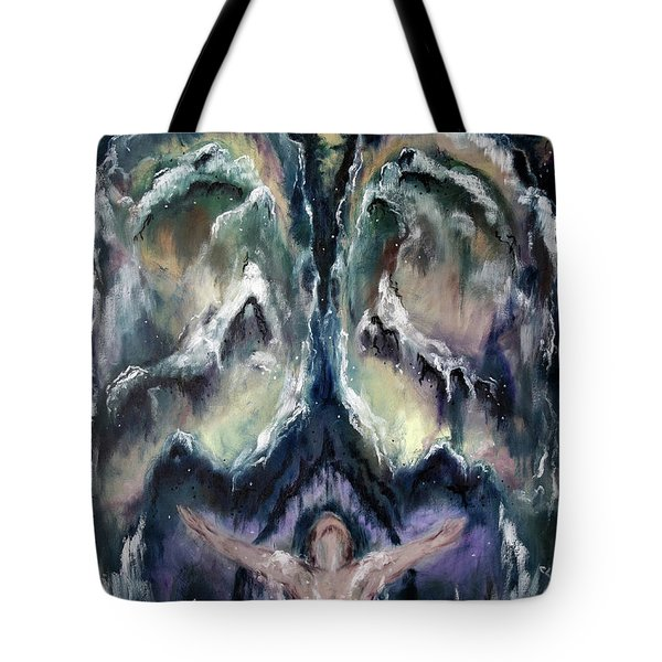 Making Angels 2 - The Wings Tote Bag