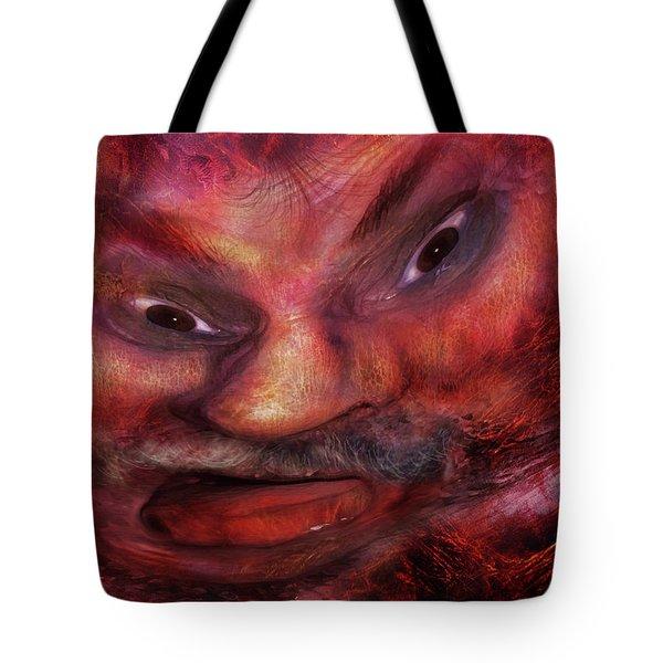 Making Faces  Tote Bag