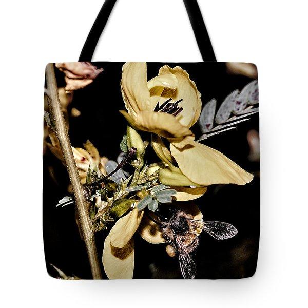 Making Honey Tote Bag