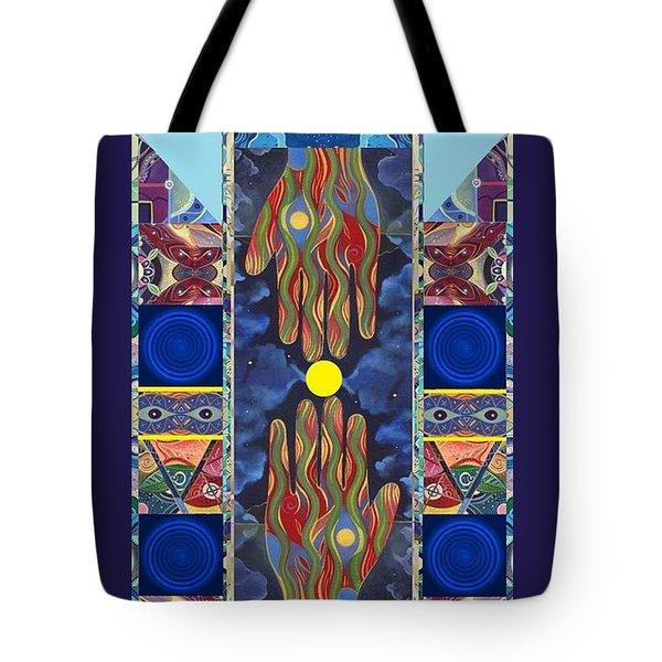 Making Magic - Take Two Tote Bag by Helena Tiainen