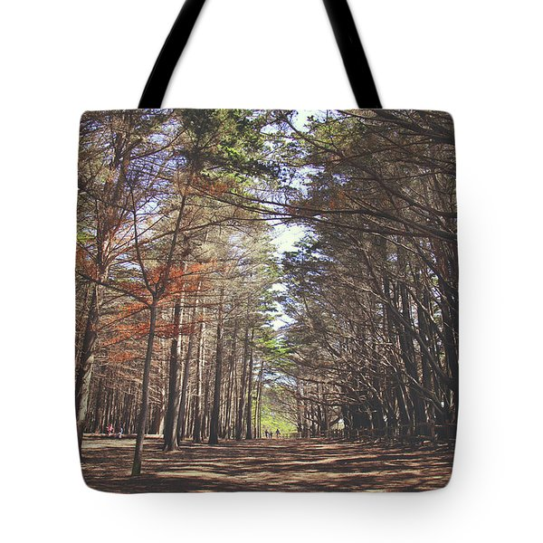 Making Our Way Through Tote Bag by Laurie Search