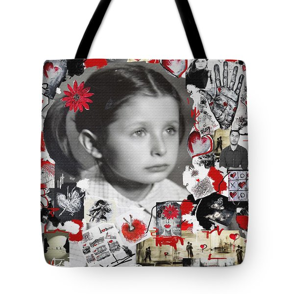 Mala Tote Bag by Sladjana Lazarevic