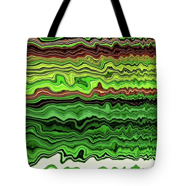 Malachite No. 6-1 Tote Bag