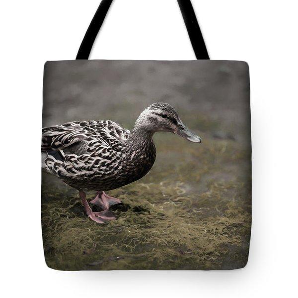 Malard,duckling Tote Bag