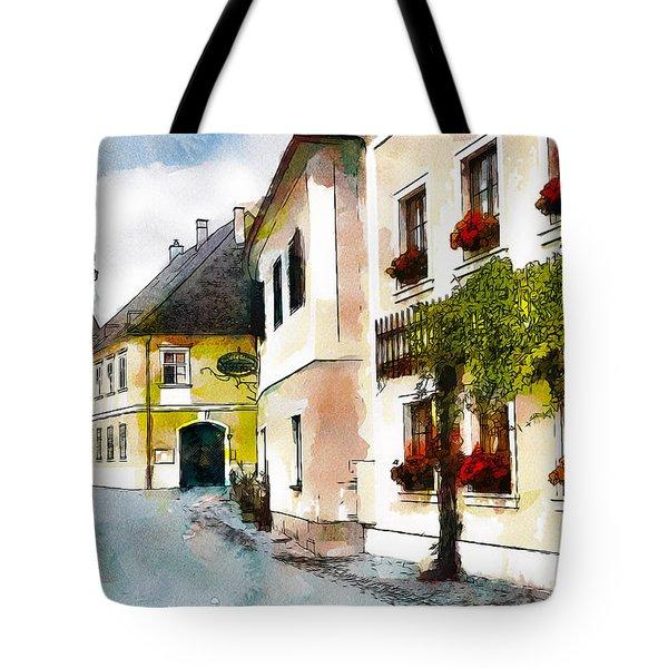 Malerische Tote Bag