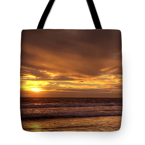 Malibu Gold Tote Bag