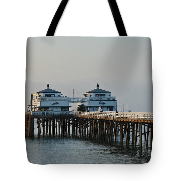 Malibu Pier 2 Tote Bag