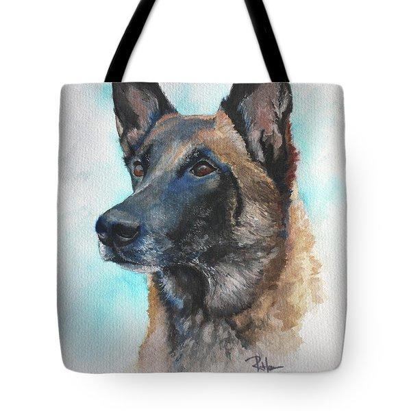 Malinois Tote Bag