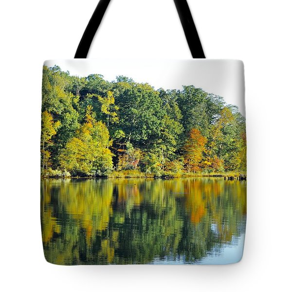 Mallows Bay Tote Bag
