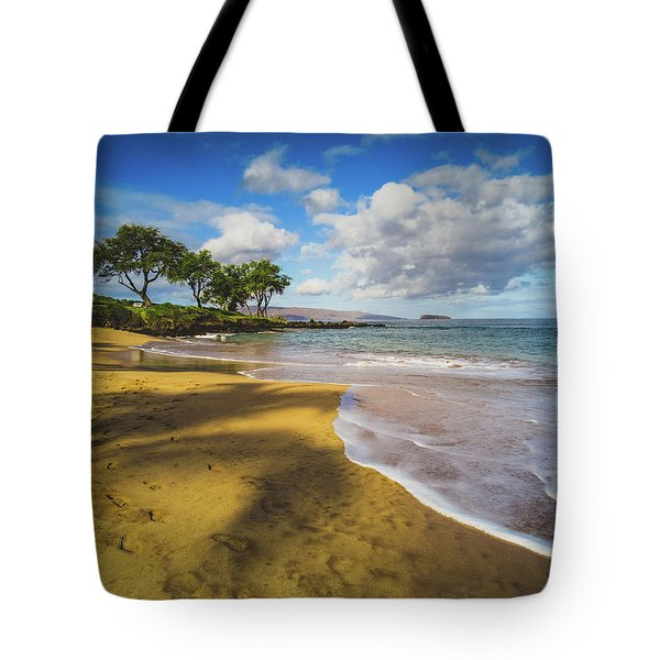 Maluaka Beach Tote Bag