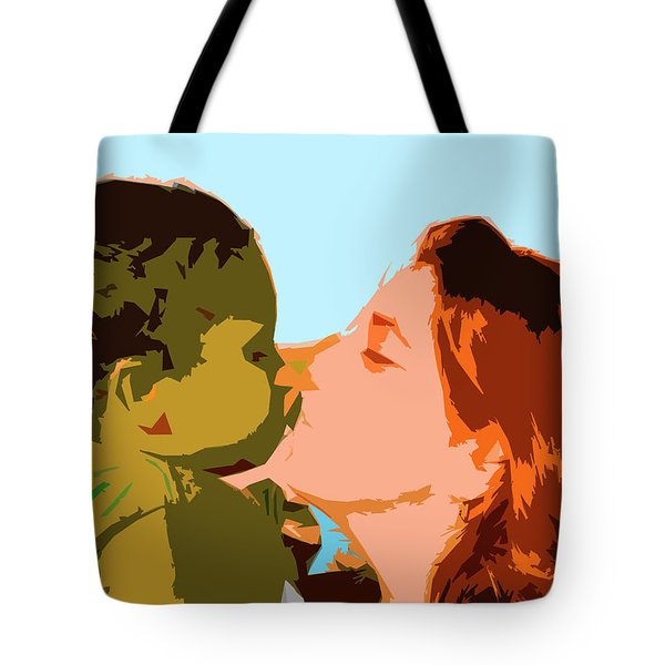 Mama And Me Tote Bag