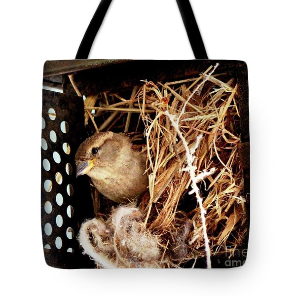 Mama Bird Tote Bag
