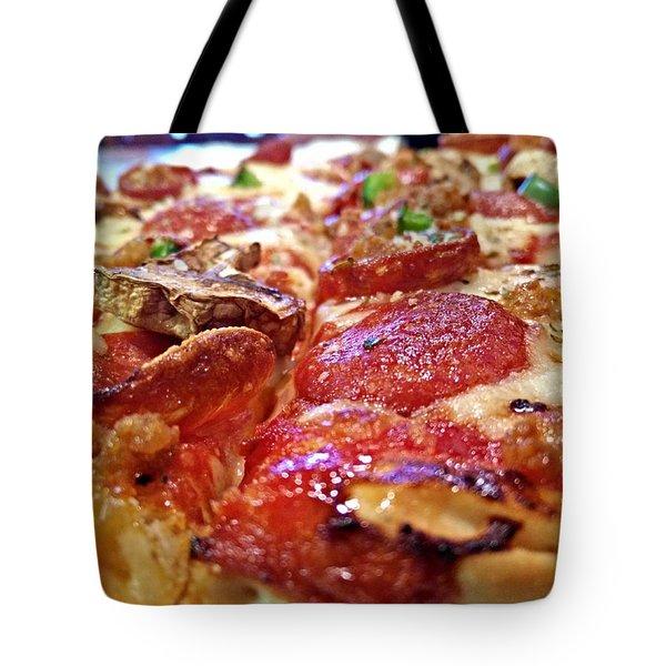 Mama Lido's Pizza Tote Bag