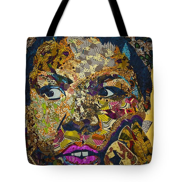 Mama's Watching Tote Bag by Apanaki Temitayo M
