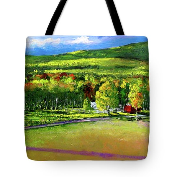 Mambacus And High Point Tote Bag
