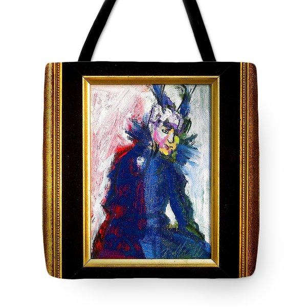 Mamie Tote Bag