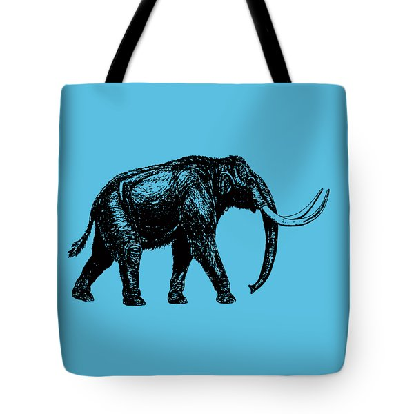 Mammoth Tee Tote Bag by Edward Fielding