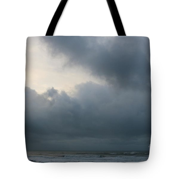 Tote Bag featuring the photograph Man And Nature by Jeanette French