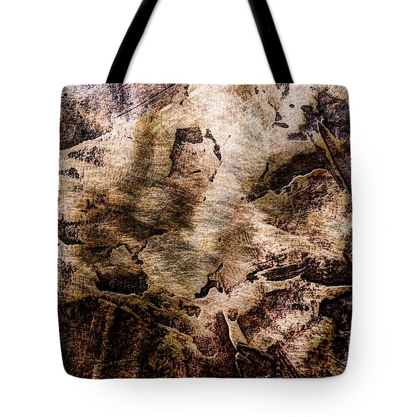 Man In A Tempest Tote Bag