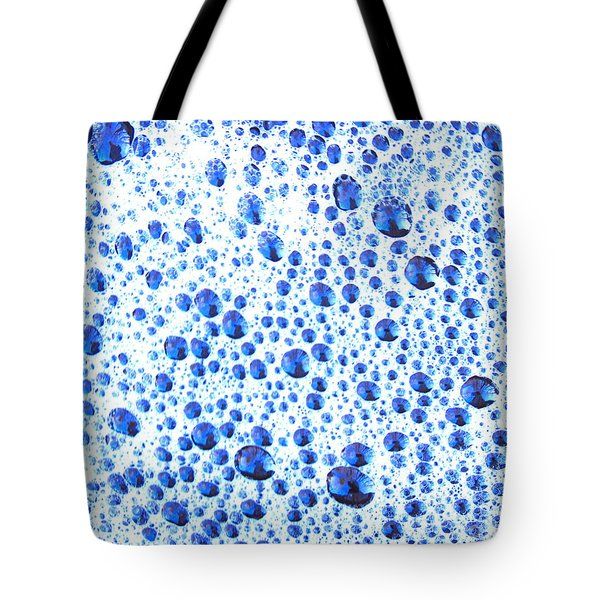 One In The Bubble-all The Same Tote Bag