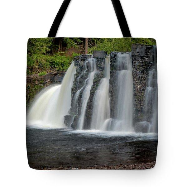 Manabezho Falls Tote Bag