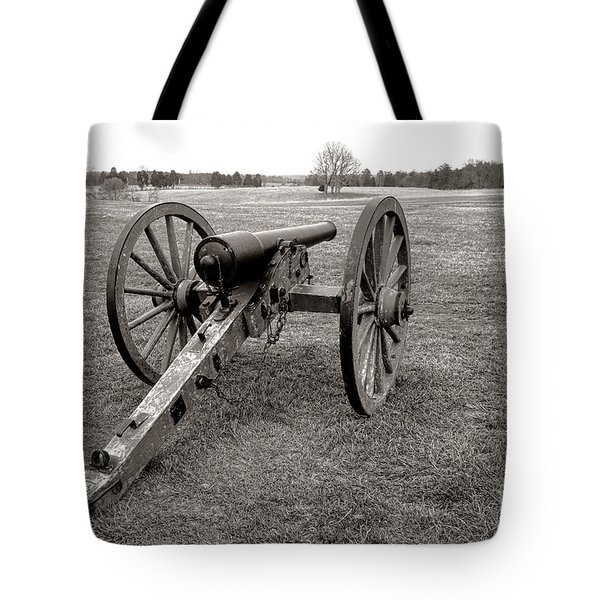 Manassas Tote Bag