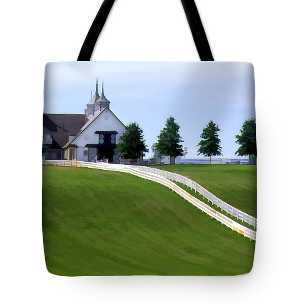 Manchester Farm Tote Bag