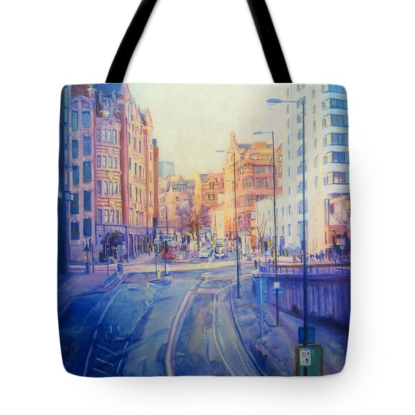 Manchester Light And Shade Tote Bag