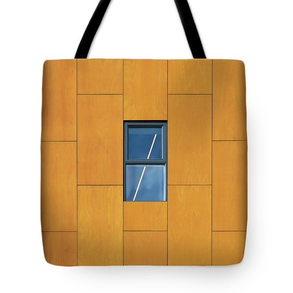 Manchester Windows 2 Tote Bag
