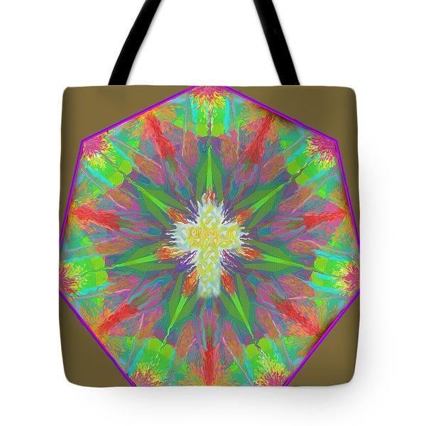 Mandala 1 1 2016 Tote Bag