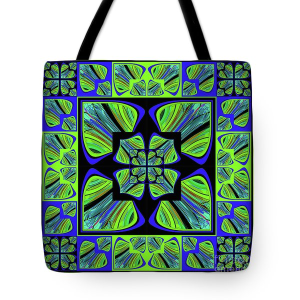 Mandala #22 Tote Bag by Loko Suederdiek