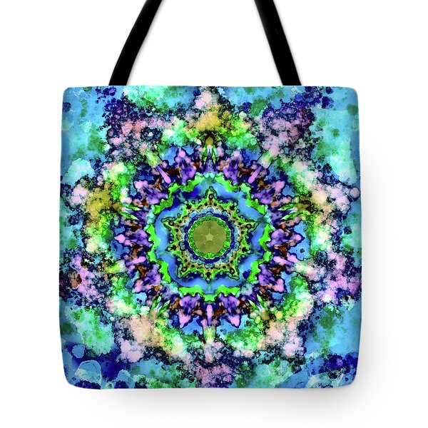 Mandala Art 1 Tote Bag