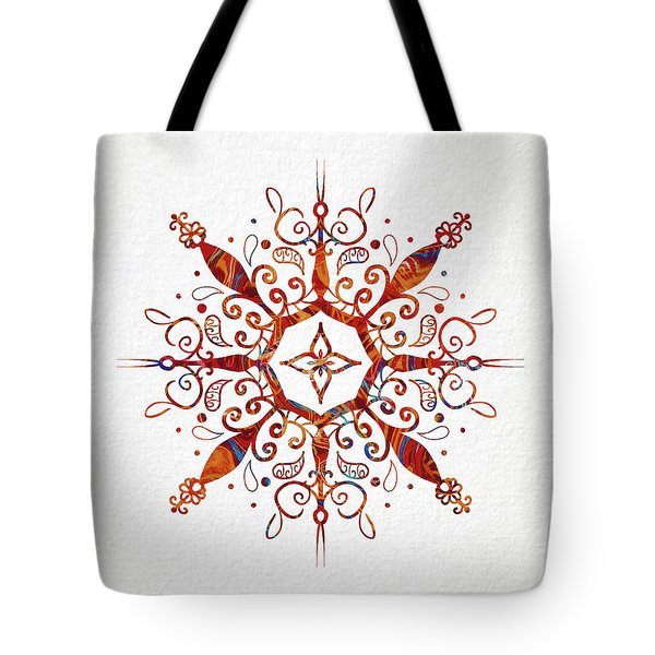 Mandala Art 2 Tote Bag