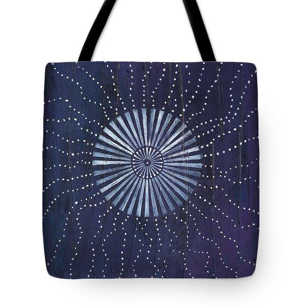 Mandala For 3rd Eye Opening Tote Bag
