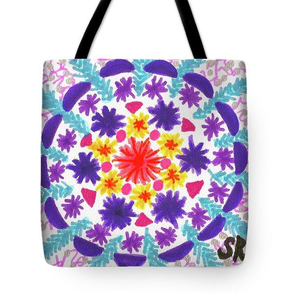 Mandala Magic Tote Bag
