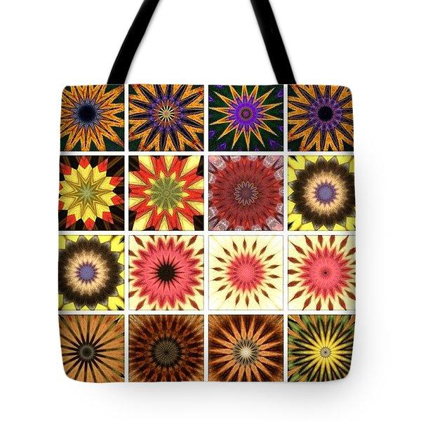 Mandala Monday Meditation Tote Bag