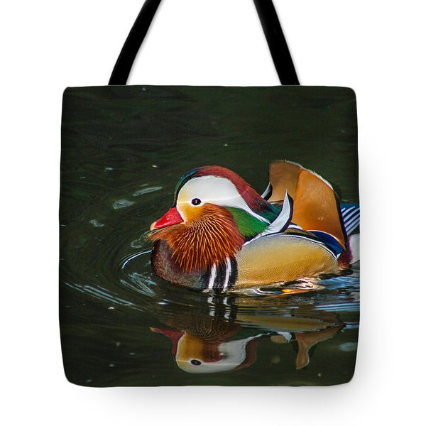Mandarin 2 Tote Bag by Robert Hebert