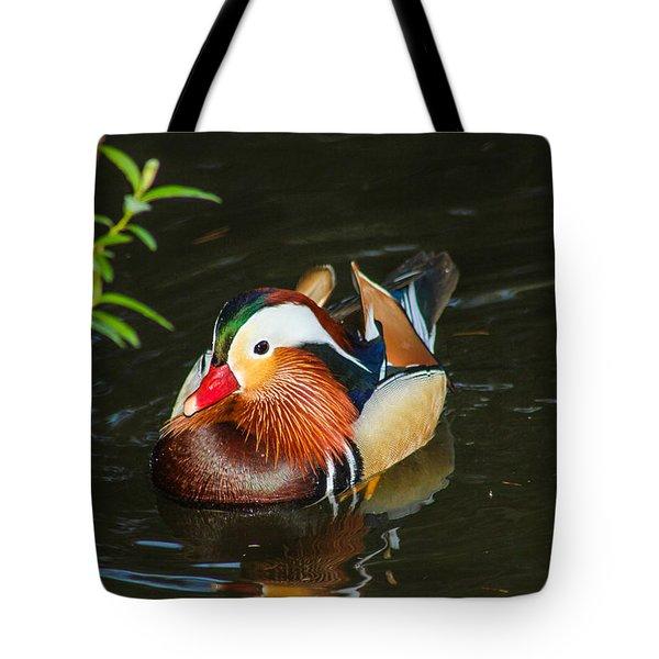 Mandarin 3 Tote Bag