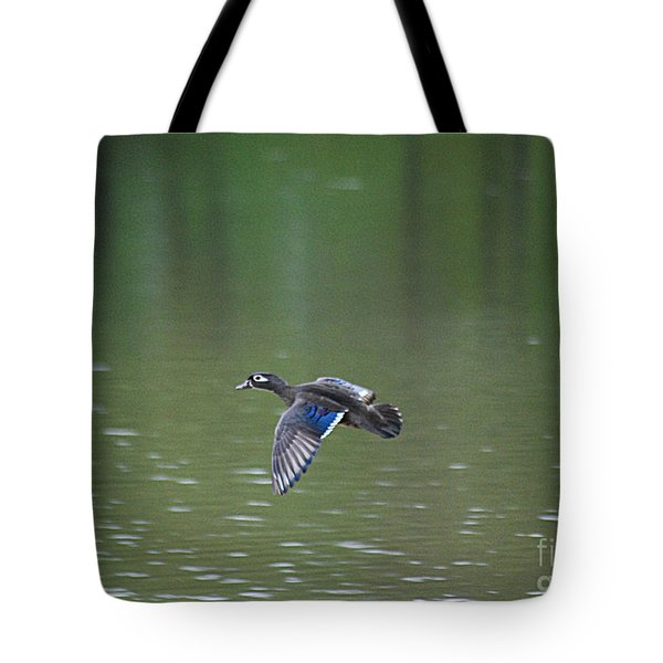 Mandarin Duck 20130507_50 Tote Bag